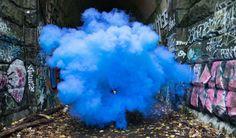 Smoke Fountain Photography 101