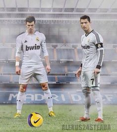 Cristiano y Bale Soccer Players 7c2333b5d