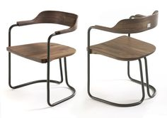 Riva1920   Tubular - chair   design by Jamie Durie