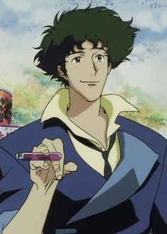 Spike SPIEGEL information, including related anime and manga. Add Spike SPIEGEL as a favorite today! Blue Exorcist, Cowboy Bebop Wallpapers, Cowboy Bepop, See You Space Cowboy, What Is Anime, Inu Yasha, Avatar, Dorm Art, Naruto