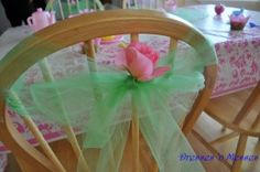 Great fairy party ideas - decorations, games, crafts, party stations