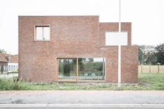 Gallery of House CM / Bultynck Kindt architecten - 2