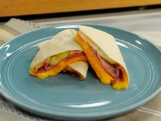 Quesa Cubano Recipe made in the microwave: Geoffrey Zakarian : Food Network - FoodNetwork.com