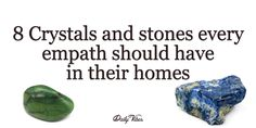 Empaths are the most energy sensitive people on earth. They are unique, intuitive, and often influenced by the actions of others. Many have learned. Crystals And Gemstones, Stones And Crystals, Crystal Uses, Best Meditation, Sensitive People, Healing Stones, Healing Crystals, Mind Body Soul, Reflexology