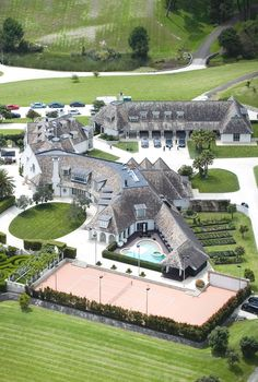 Americans work towards the dream this house is 30 million dollars and to some people this is an american dream having a big house that people dream to live in