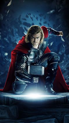 Thor (2011) Phone Wallpaper   Moviemania