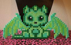 Dragon perler beads by princessk