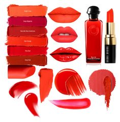 """""""RED"""" by crissie-cabrera on Polyvore featuring beauty, Lime Crime, Bobbi Brown Cosmetics, Balmain, Urban Decay, Burberry, NARS Cosmetics, Tom Ford and Christian Louboutin"""