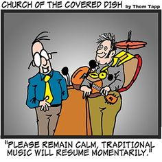 Thomas 'Thom' Tapp, a pastor who drew and penned the 'Church of the Covered Dish,' has died. Tapp was one of Baptist Press' featured cartoonists for 15 years.