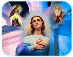 JEZUS en MARIA Groep.: WIE IS MARIA?