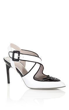 Jason Wu Peggy Open Weave Sandal