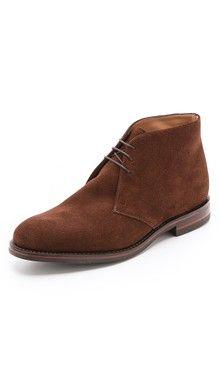 Cole Haan Adams Suede Chukka Boots | EAST DANE