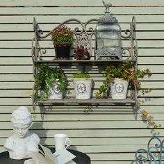 Garden Shelf - available from MiaFleur