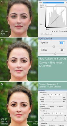 Tratamento facial e design de sobrancelha para que já que temos o photoshop . Mas só um problema nao da para sair na rua photoshopada . Entao venha para o Studio Sandra Martins ser tratada como uma DIVA