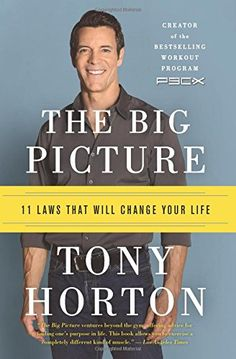 The Big Picture: 11 Laws That Will Change Your Life by Tony Horton http://www.amazon.com/dp/0062282441/ref=cm_sw_r_pi_dp_cjZ3vb11PVF33
