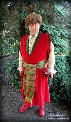 Polish nobelman 18th century www.facebook.com/pkk.reko