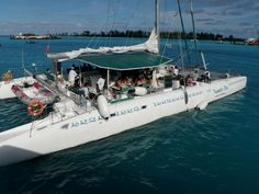 Catamaran Sail & Snorkel in Nassau, The Bahamas