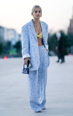 Fashion Wear, Fashion 2020, London Fashion, Couture Fashion, Runway Fashion, Fashion Outfits, Fashion Trends, Ny Fashion Week, Fall Fashion