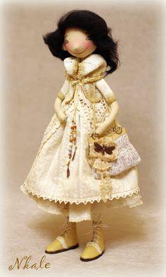 NKALE :-) В каждой игрушке сердце: Бэлль, или с Наступающим!