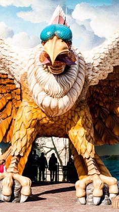 Efteling theme park, Holland