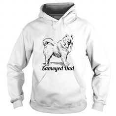 SAMOYED DAD HOODIE T-SHIRTS, HOODIES ( ==►►Click To Shopping Now) #samoyed #dad #hoodie #Dogfashion #Dogs #Dog #SunfrogTshirts #Sunfrogshirts #shirts #tshirt #hoodie #sweatshirt #fashion #style