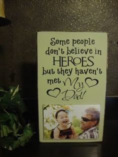 So touching. I love you dad!