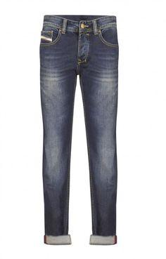 Ανδρικό παντελόνι τζιν με εξώραφα  PANT-4983 Παντελόνια τζίν - Jeans & denim Pants, Fashion, Trouser Pants, Moda, Fashion Styles, Women's Pants, Women Pants, Fashion Illustrations, Trousers