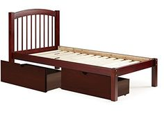 Top 10 Solid Wood Twin Bed Frame Ideas