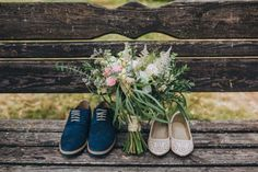 Amazing and creative ideas for the perfect wedding shoe
