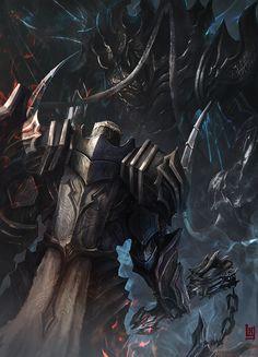 Diablo lll .Confront by Long17021988.deviantart.com on @deviantART