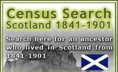 Aberdeenshire Scotland Family Names   Scottish Census Records