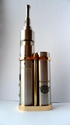 Vamo S mod brass, i want one!