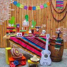 Fiesta Temática de Coco Disney