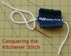Crochet Kitchener Stitch : 1000+ images about Knit/Crochet: Informational on Pinterest Stitches ...