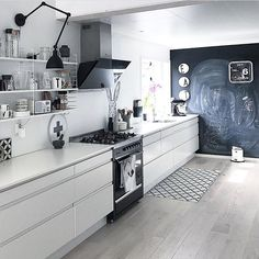 Hanne Rom Havaas (@hanneromhavaas) op Instagram: 'So perfect kitchen 🙌cred; @elis_myhome