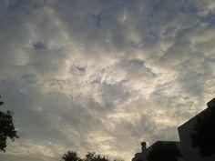 Cielo tras ausencia