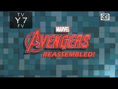 Lego Marvel Super Heroes Avengers Reassembled