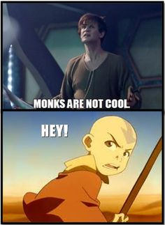 Doctor Who + Avatar: The Last Airbender  I'm sorry doctor imma have to disagree with you on this one. :*