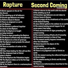 The Rapture vs. The Second Coming Bible Quotes, Bible Verses, Scriptures, Revelation Bible, Jesus Second Coming, Amplified Bible, Bible Study Tools, Sisters In Christ, Bible Teachings
