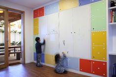 Ambientes de fantasia, brinquedotecas são sonhos de pais e filhos - BOL Fotos