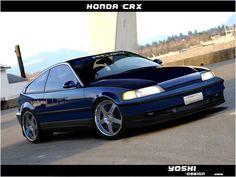 Pin Honda Crx By Typerulezjpg on Pinterest