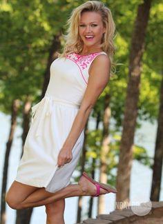 Take A Walk Dress | Monday Dress Boutique