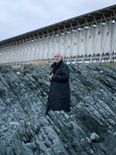 O arquiteto suíço Peter Zumthor comemora hoje 70 anos