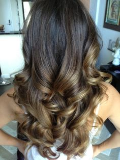 Balayage staining technique has long been very popular among women of all ages and tastes. Today we'll talk about painting balayage for blond hair. Hair Color Shades, Hair Color And Cut, Ombre Hair Color, Hair Color Balayage, Hair Colour, Brown Balayage, Balayage Hairstyle, Subtle Balayage, Asian Hair