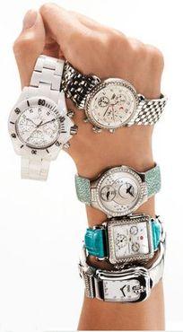 Michele watches: statement timepiece