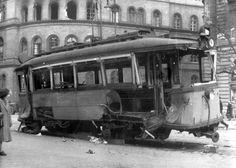 Old Pictures, Old Photos, Utca, History Photos, Budapest Hungary, Bavaria, Historical Photos, Revolution, Retro