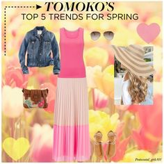 """Pentecostal Spring Fashion"" by alexispuckett on Polyvore"