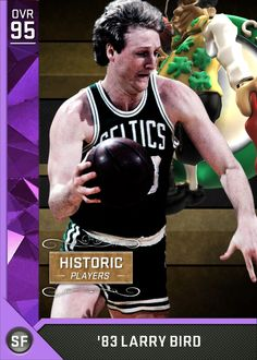 Recreate the in-game pack opening experience using our free online pack simulator - Basketball Legends, Basketball Cards, Basketball Players, Terre Haute Indiana, He Got Game, Indiana State, Nba Draft, Larry Bird, Wnba