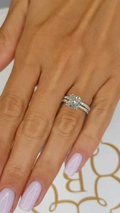 Elegant Wedding Rings, Big Wedding Rings, Wedding Rings Stackable, Diamond Wedding Ring Sets, Wedding Ring With Band, Simple Elegant Engagement Rings, Diamond Rings, Weding Ring, Wedding Rings Sets His And Hers