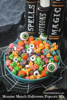 Monster Munch Hallow